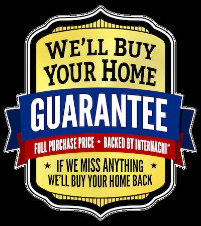 Home INspection Guarantee